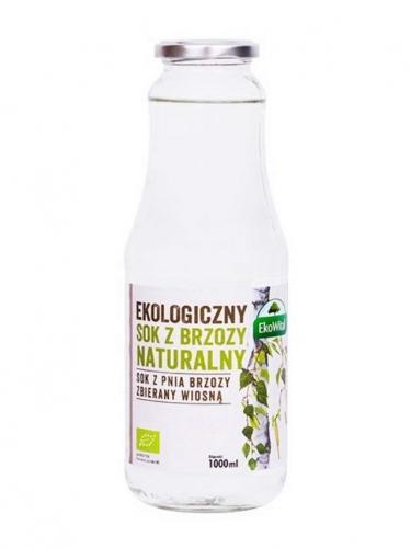 Sok z brzozy naturalny 1l*EKOWITAL*BIO