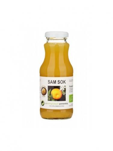 Sok z pomarańczy 250ml*SAM SOK*BIO