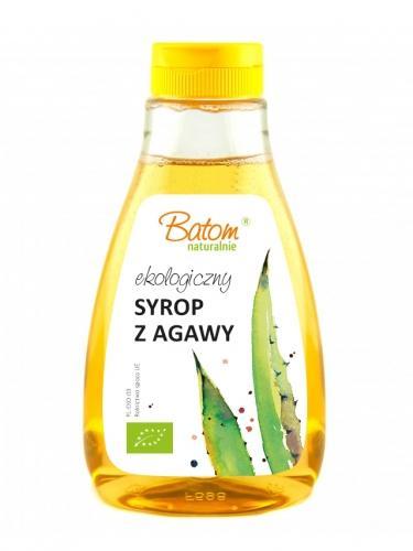 Syrop z agawy 540g*BATOM*BIO