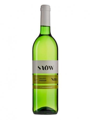 Wino bez siarczynów białe / wytrawne / Francja 750ml*CHARDONNAY SLOW*BIO