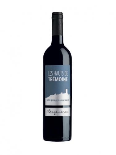 Wino czerwone / wytrawne / Francja 750ml*TRÉMOINE*