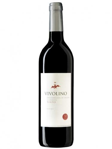 Wino czerwone / wytrawne / Hiszpania 750ml*VIVOLINO*BIO