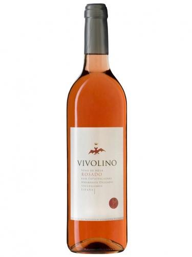 Wino różowe / wytrawne / Hiszpania 750ml*VIVOLINO*BIO
