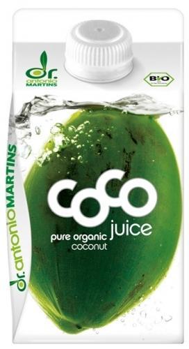 Woda kokosowa naturalna 500ml*COCO*BIO