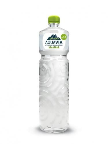 Woda źródlana alkaliczna pH 9,4 500ml*AQUAVIA*
