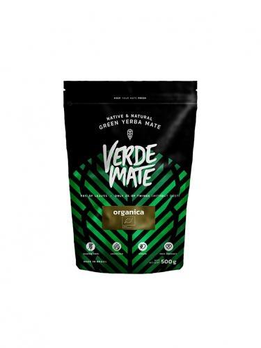 Yerba Mate organica 500g*VERDE MATE*