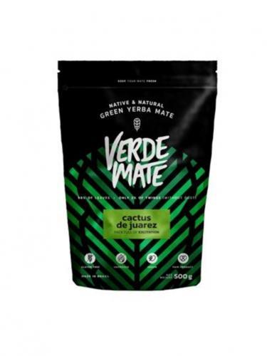 Yerba Mate o aromacie opuncji 500g*VERDE MATE*