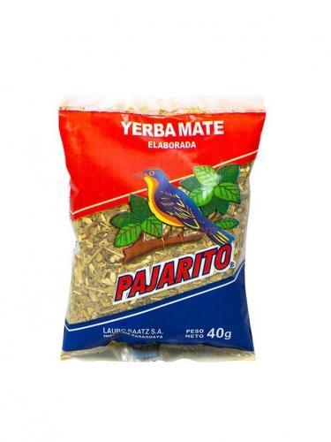 Yerba Mate *PAJARITO* 40g*SELECCIÓN ESPECIAL*