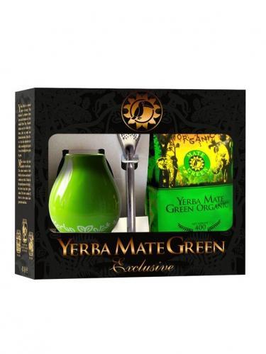 Yerba Mate zestaw startowy*GREEN ORGANIC*BIO