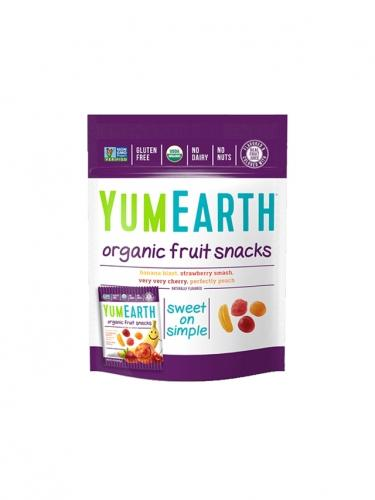 Żelki owocowe **Fruit snacks** 50g*YUMEARTH ORGANICS*BIO